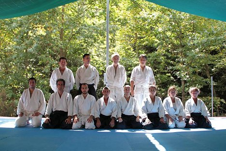 Aikido Camp at Oneirema Retreat, Prasses on September 9-11, 2016